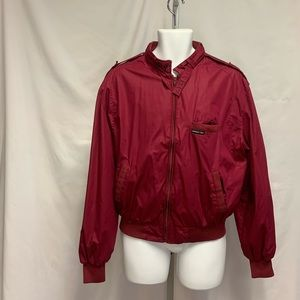 COPY - Men's Members Only bomber jacket size 44